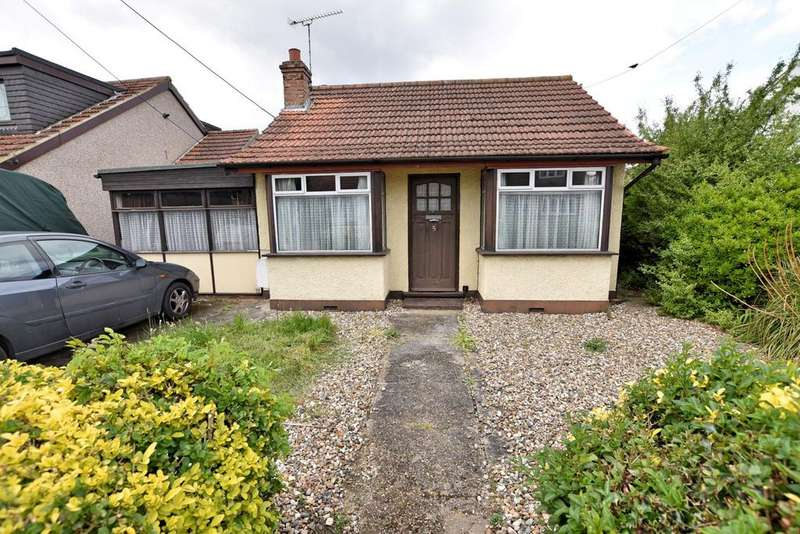 2 Bedrooms Detached Bungalow for sale in Bowers Gifford