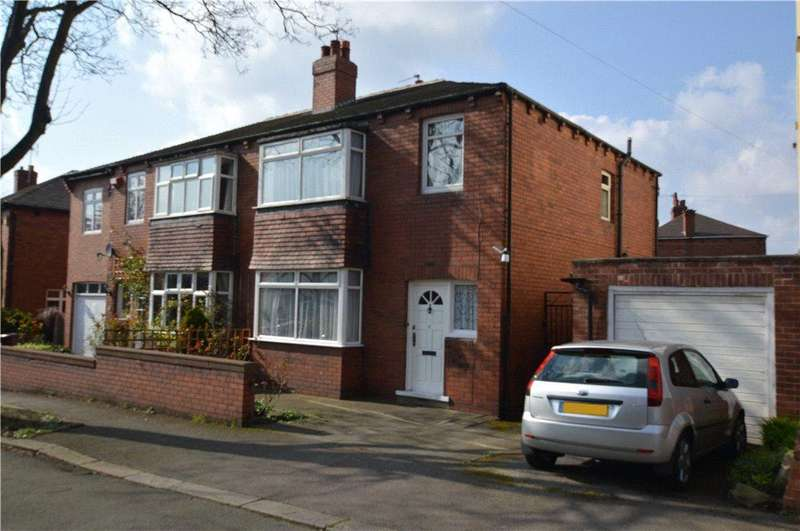 3 Bedrooms Semi Detached House for sale in Oxford Road, Wakefield, West Yorkshire