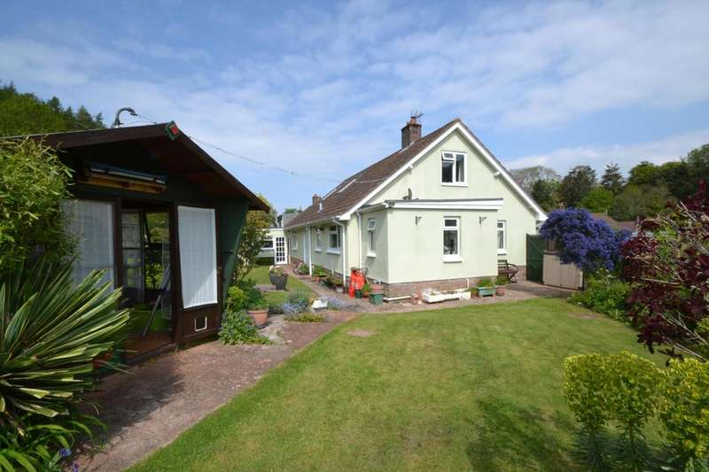 4 Bedrooms Bungalow for sale in Brendon Close, Roadwater