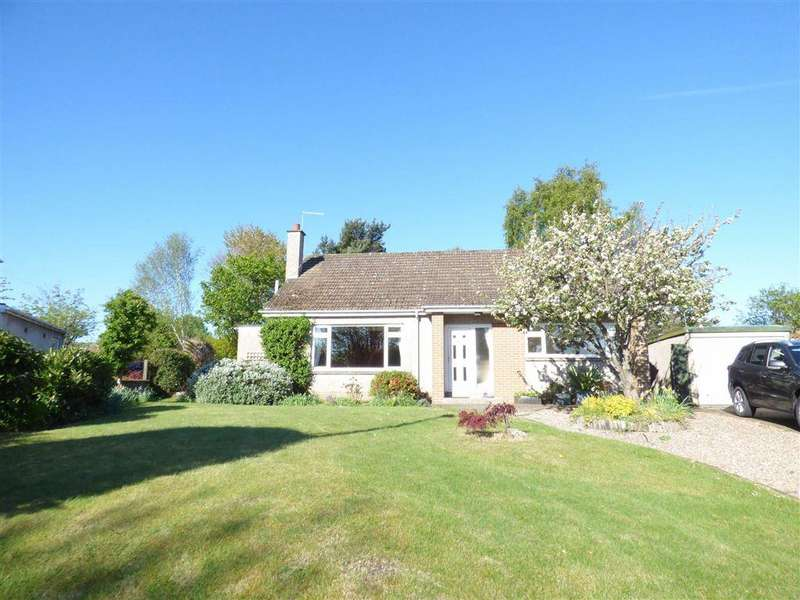 4 Bedrooms Detached House for sale in Spottiswoode Gardens, St Andrews, Fife
