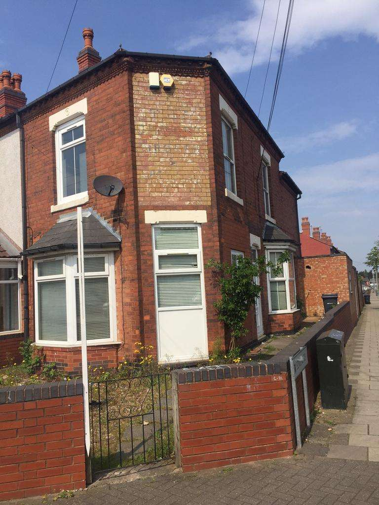 3 Bedrooms End Of Terrace House for sale in Birmingham B8