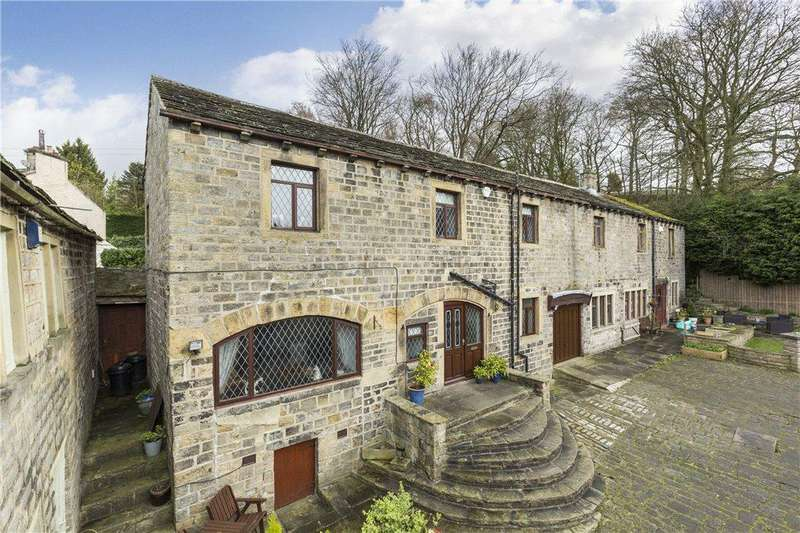 3 Bedrooms Unique Property for sale in Greenhill Farm Cottage, Greenhill Lane, Bingley, West Yorkshire