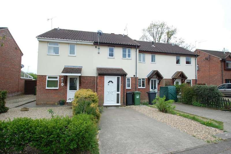 2 Bedrooms Terraced House for sale in Sycamore Close, North Walsham