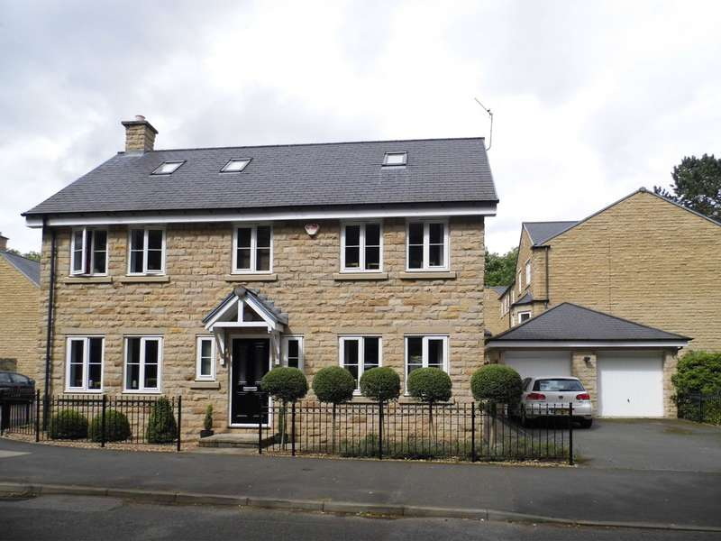 4 Bedrooms House for sale in Southgate Mews, Loansdean, Morpeth