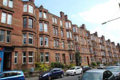 1 Bedroom Flat for sale in Garrioch Road, North Kelvinside