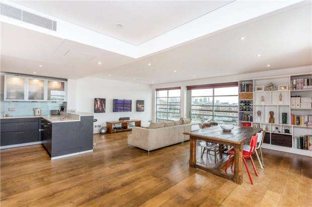 4 Bedrooms Flat for sale in Spice Quay Heights, 32 Shad Thames, London