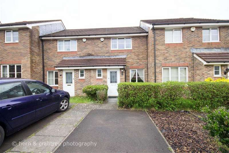 2 Bedrooms Property for sale in Vervain Close, Westfield Park, Cardiff