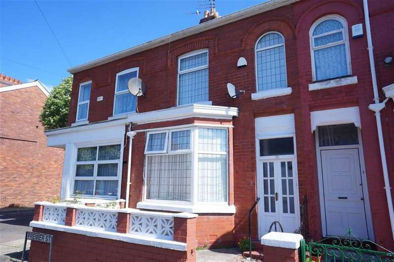 2 Bedrooms Property for sale in Premier Street, Old Trafford, Trafford, M16