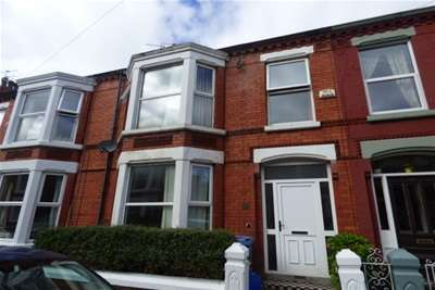 4 Bedrooms Terraced House for rent in Harringay Avenue, L18