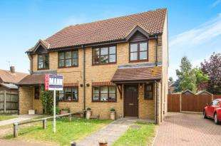 3 Bedrooms Semi Detached House for sale in Elford Road, Cliffe, Rochester, Kent