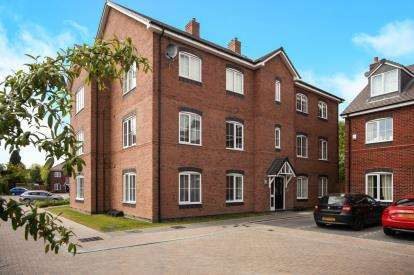 2 Bedrooms Flat for sale in The Sidings, Water Orton, Birmingham, Warwickshire