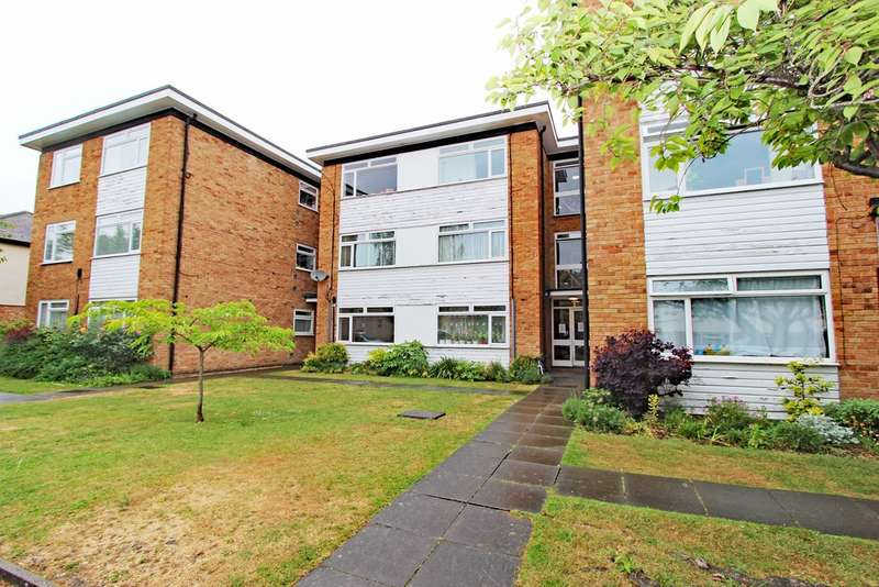 2 Bedrooms Flat for sale in Sycamore Grove, New Malden