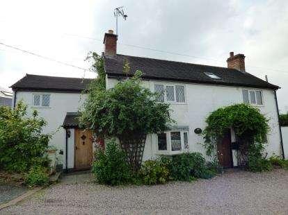4 Bedrooms Detached House for sale in Lower Moor Road, Coleorton, Coalville