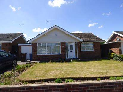 2 Bedrooms Bungalow for sale in Woodside Avenue, Mansfield, Nottinghamshire