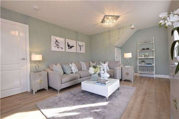 4 Bedrooms Detached House for sale in Plot 1 - The Gatcombe show home, BRISTOL, BS30 8DD