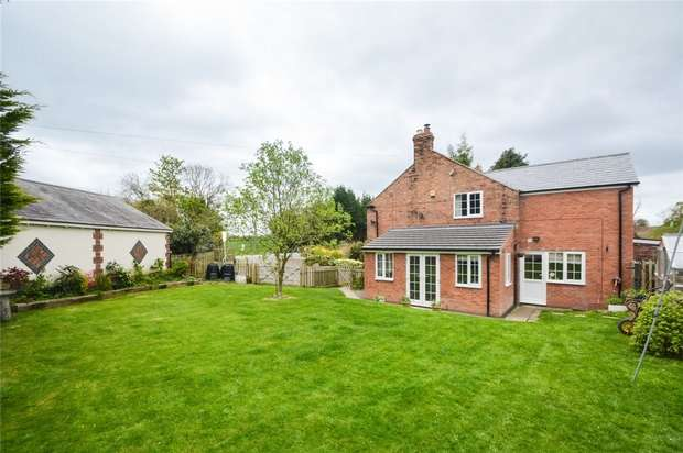 3 Bedrooms Cottage House for sale in Holyhead Road, Bicton, Shrewsbury, Shropshire