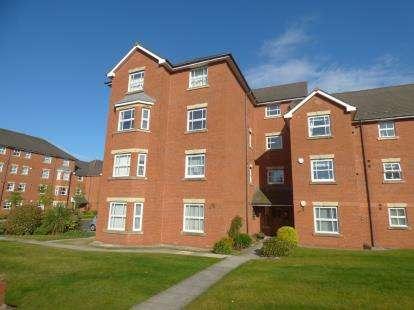 2 Bedrooms Flat for sale in Darwin Court, Cambridge Road, Southport, Merseyside, PR9