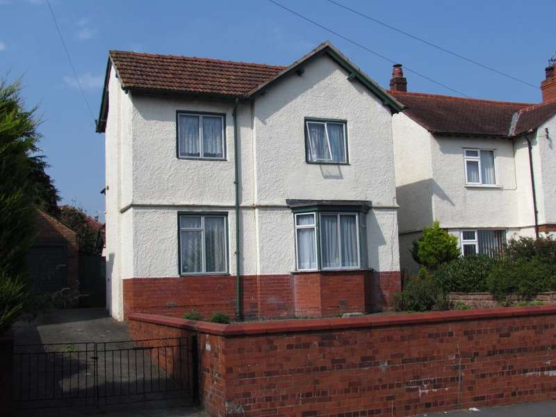 3 Bedrooms Detached House for sale in Middleton Road, Oswestry SY11