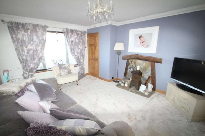 3 Bedrooms Terraced House for sale in ELMWOOD DRIVE, WALTON, WAKEFIELD, WF2 6LW