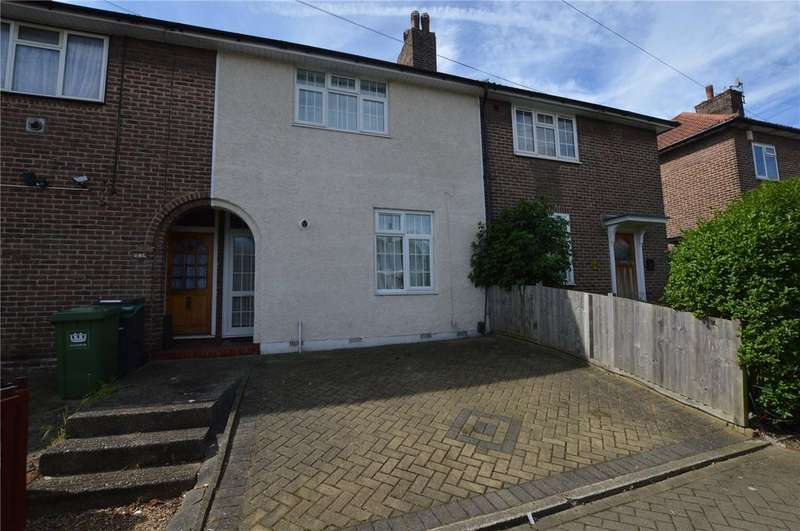 2 Bedrooms Terraced House for sale in Moorside Road, Bromley, Kent, BR1