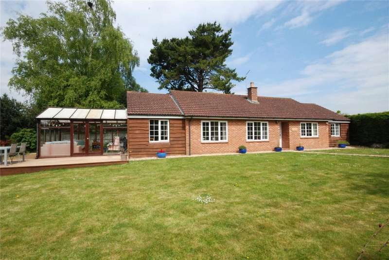 4 Bedrooms Detached House for sale in Church Lane, Martin, Fordingbridge, Hampshire, SP6