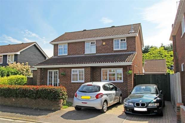 4 Bedrooms Detached House for sale in Dalewood, Sittingbourne, Kent