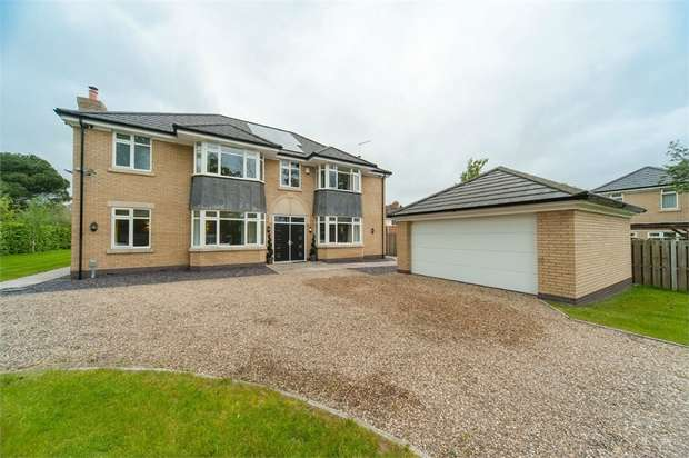 5 Bedrooms Detached House for sale in Heads Lane, Hessle, East Riding of Yorkshire