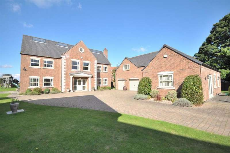 8 Bedrooms Detached House for sale in West Meadows, Allington, Grantham