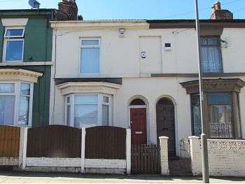 2 Bedrooms Terraced House for sale in Florence Street, Walton, Liverpool