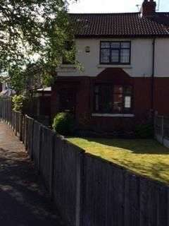 3 Bedrooms Semi Detached House for sale in Hulton Avenue, Worsley