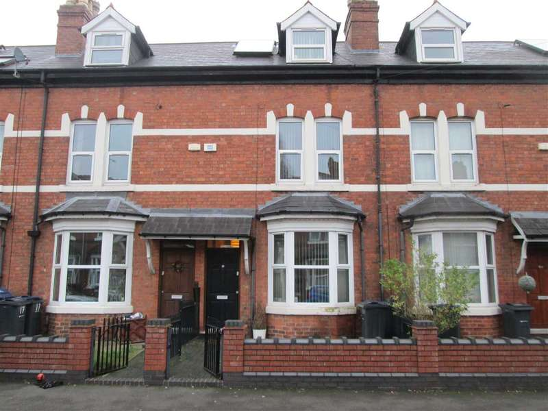 3 Bedrooms Terraced House for sale in Link Road, Edgbaston