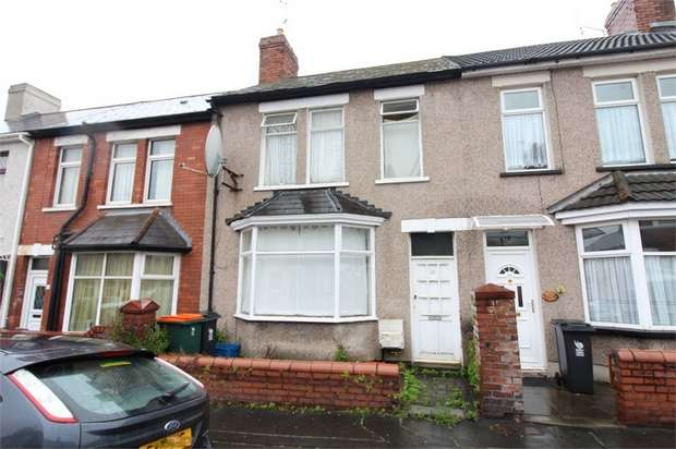 3 Bedrooms Terraced House for sale in Rothesay Road, NEWPORT