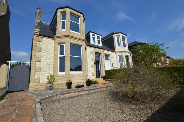 4 Bedrooms Semi-detached Villa House for sale in 34 Eglinton Road, Ardrossan, KA22 8NQ