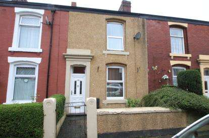 2 Bedrooms Terraced House for sale in Marlton Road, Blackburn, Lancashire, BB2