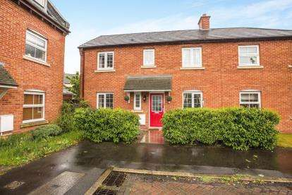 3 Bedrooms Semi Detached House for sale in Highland Drive, Buckshaw Village, Chorley, Lancashire, PR7