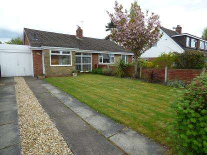 2 Bedrooms Bungalow for sale in Trent Avenue, Maghull, Liverpool, Merseyside, L31