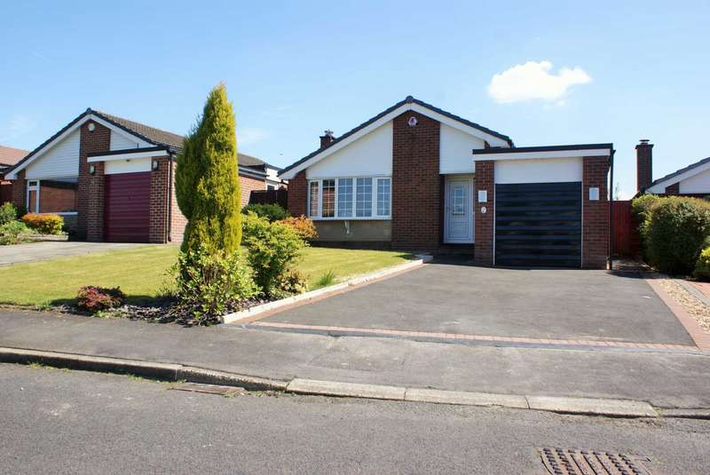 3 Bedrooms Retirement Property for sale in Parkdene Close, Harwood