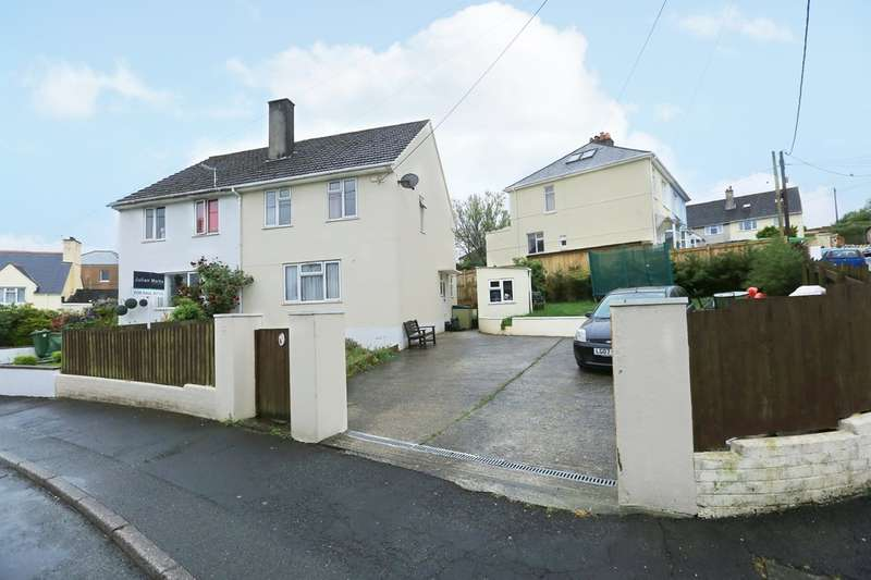 4 Bedrooms Semi Detached House for sale in Oreston, Plymouth