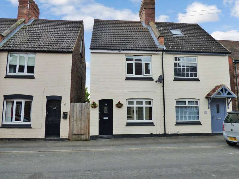 3 Bedrooms End Of Terrace House for sale in Quarry Street, Leamington Spa
