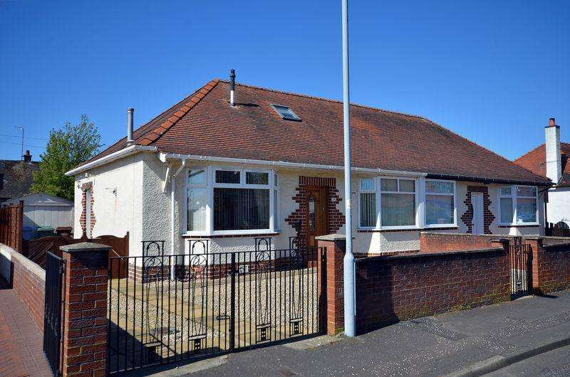 2 Bedrooms Semi Detached Bungalow for sale in 20 Aitkenbrae Drive, Prestwick KA9 1BT