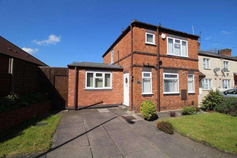 3 Bedrooms Terraced House for sale in Hill Street, Bilston