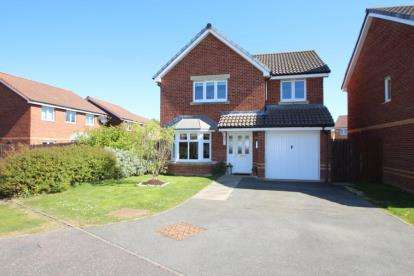 4 Bedrooms Detached House for sale in Heron Place, Kirkcaldy