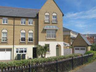 4 Bedrooms End Of Terrace House for sale in Admiralty Crescent, North Harbour, Eastbourne, East Sussex