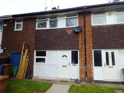 3 Bedrooms Terraced House for sale in Oaklands Road, Salford, Greater Manchester