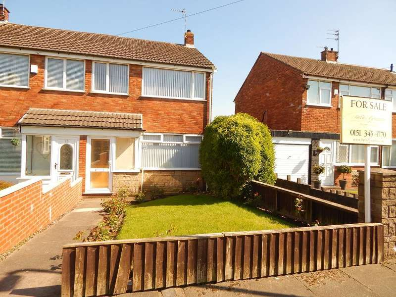 3 Bedrooms End Of Terrace House for sale in Walney Road, West Derby, Liverpool, L12 5EN