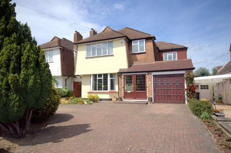 3 Bedrooms Detached House for sale in Old Malden