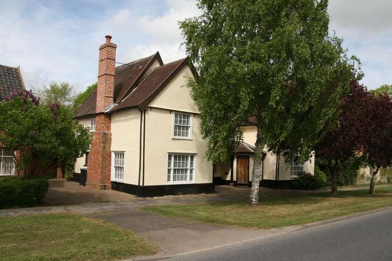 4 Bedrooms Detached House for sale in Laxfield, Nr Framlingham
