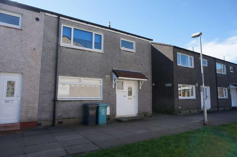 4 Bedrooms Terraced House for sale in Pine Close, Cumbernauld G67