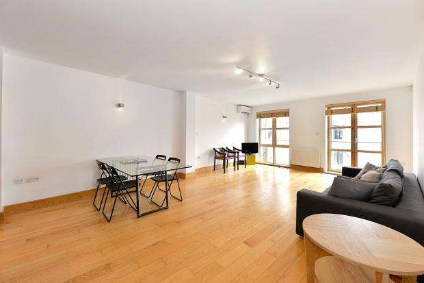 2 Bedrooms Apartment Flat for sale in Fulham Island Farm Lane, Fulham, SW6