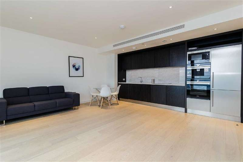 2 Bedrooms Property for sale in Charrington Tower, Canary Wharf, London, E14